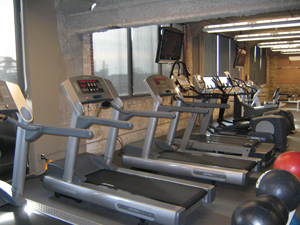 chicago personal fitness training studio
