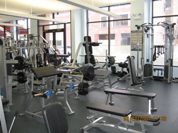 Chicago personal training studio