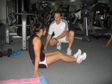 Chicago Ilinois personal training