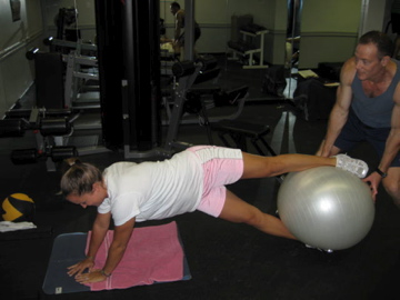 Personal Fitness training in Chicago, Ilinois