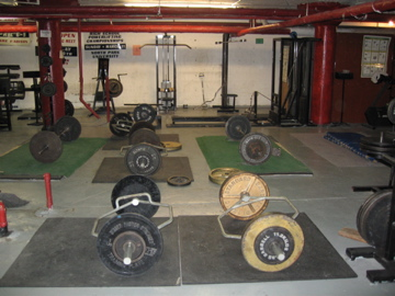 chicago powerlifting ans strongman training studio